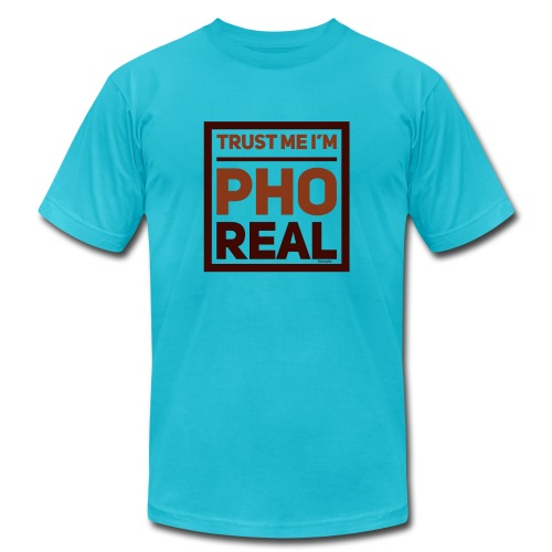 trust me i'm Pho Real - Men's  Jersey T-Shirt