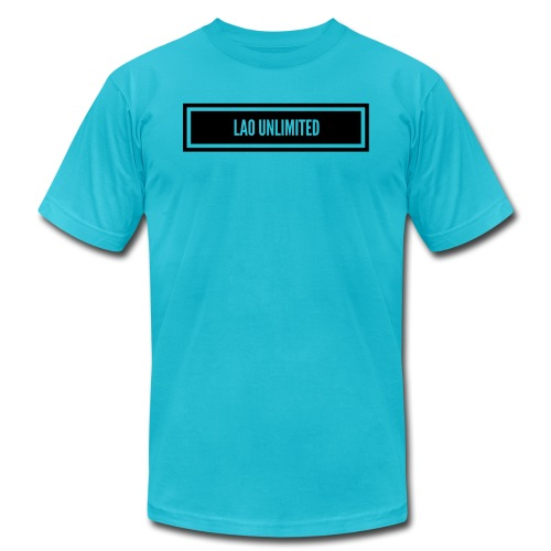 Lao Unlimited - Men's Jersey T-Shirt
