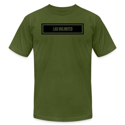 Lao Unlimited - Men's  Jersey T-Shirt