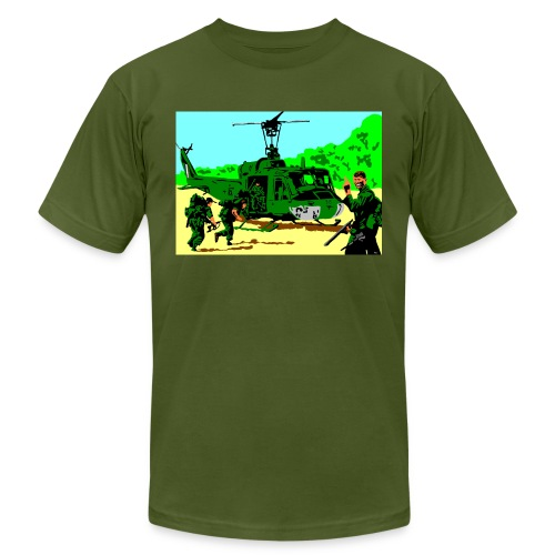 ANZAC - Unisex Jersey T-Shirt by Bella + Canvas
