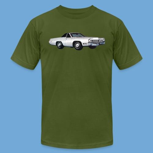 1969 Cadillac Eldorado Supercoupe - Men's  Jersey T-Shirt