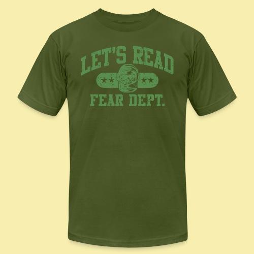 Athletic - Fear Dept. - Men's Jersey T-Shirt