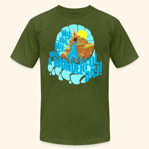 splashMT2 - Unisex Jersey T-Shirt by Bella + Canvas
