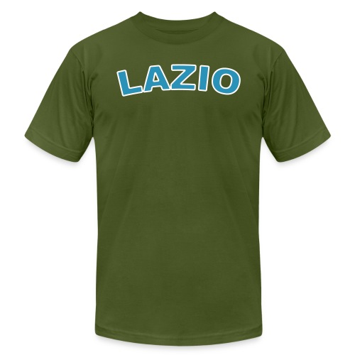 lazio_2_color - Unisex Jersey T-Shirt by Bella + Canvas