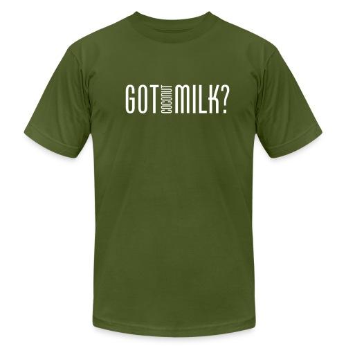 gotmilkwhite - Unisex Jersey T-Shirt by Bella + Canvas