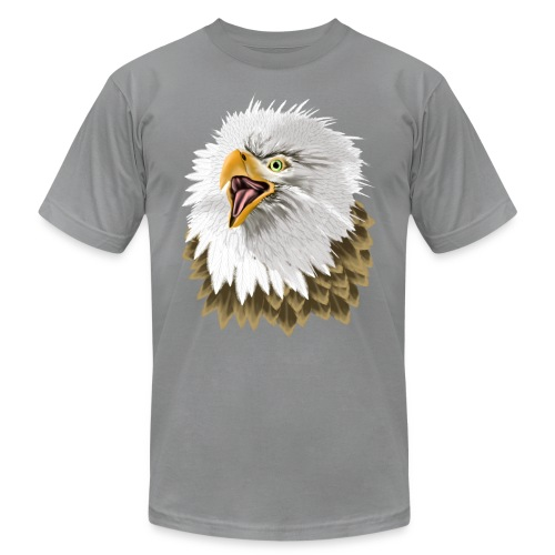 Big, Bold Eagle - Unisex Jersey T-Shirt by Bella + Canvas