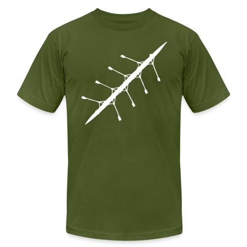 crewboat 2 - Unisex Jersey T-Shirt by Bella + Canvas