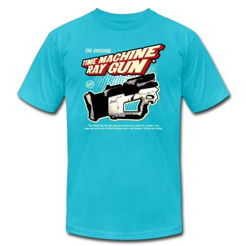 11 dnbo timemachine - Unisex Jersey T-Shirt by Bella + Canvas