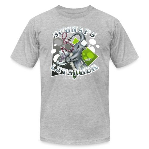 Schnapslutscher I - Unisex Jersey T-Shirt by Bella + Canvas