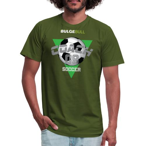 bulgebull soccer - Unisex Jersey T-Shirt by Bella + Canvas