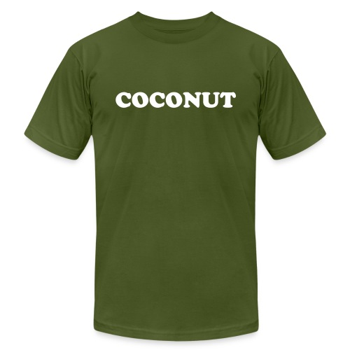 Coconut Fruitee - Men's  Jersey T-Shirt
