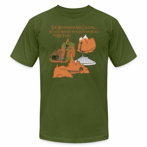 Mountains Are Calling - TMR - Men's  Jersey T-Shirt