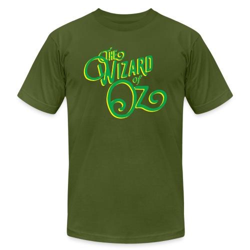 Wizard ofOz - Unisex Jersey T-Shirt by Bella + Canvas