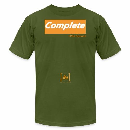 Complete the Square [fbt] - Men's  Jersey T-Shirt