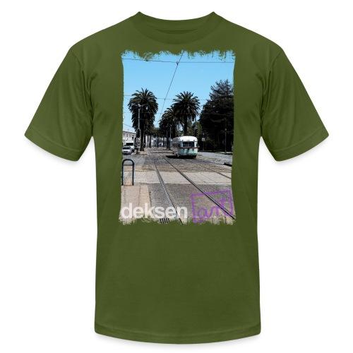 San Francisco Part 7 - Unisex Jersey T-Shirt by Bella + Canvas