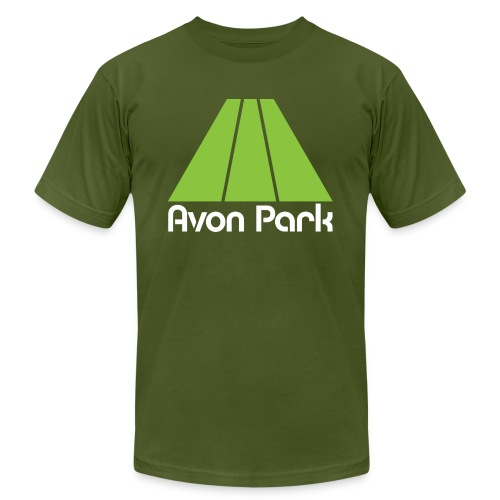 avonpark01 - Unisex Jersey T-Shirt by Bella + Canvas