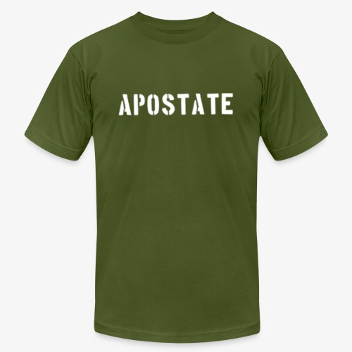 Tshirt APOSTATE - Unisex Jersey T-Shirt by Bella + Canvas
