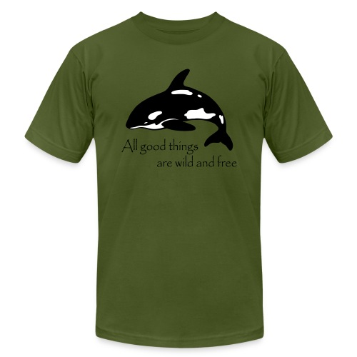 End Captivity - Men's  Jersey T-Shirt