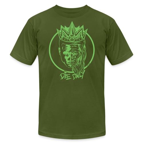 Earlion (Green) - Unisex Jersey T-Shirt by Bella + Canvas