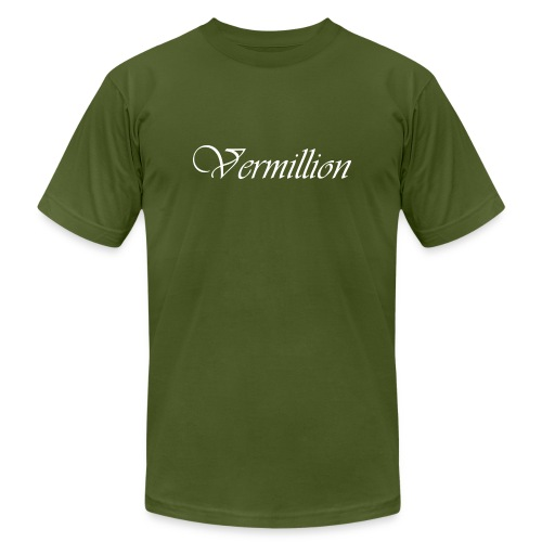Vermillion T - Unisex Jersey T-Shirt by Bella + Canvas