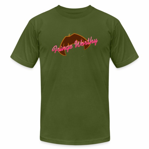 Fringe Worthy - Unisex Jersey T-Shirt by Bella + Canvas