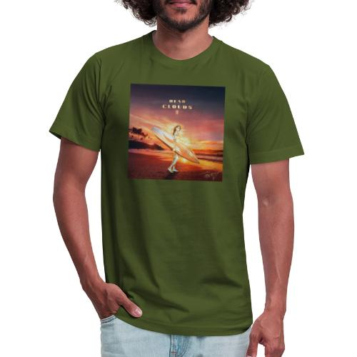 Head In The Clouds II - Unisex Jersey T-Shirt by Bella + Canvas