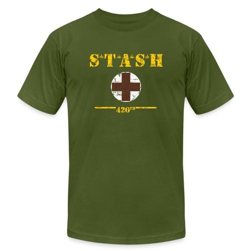 STASH-Final - Men's  Jersey T-Shirt