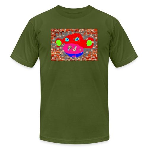 monkey by brax - Unisex Jersey T-Shirt by Bella + Canvas