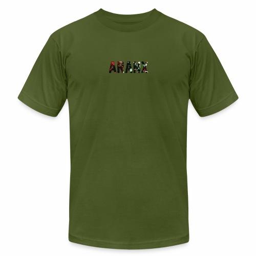 Aranx Logo - Men's  Jersey T-Shirt