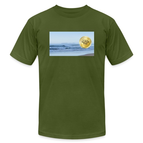 Beach Collection 1 - Unisex Jersey T-Shirt by Bella + Canvas