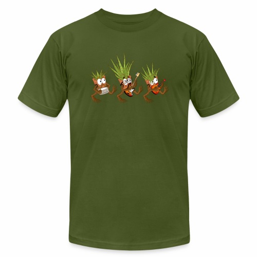 The Aloe Parade 2 - Unisex Jersey T-Shirt by Bella + Canvas