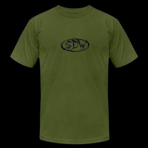 SDW Logo - Unisex Jersey T-Shirt by Bella + Canvas