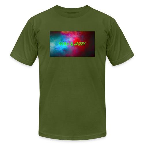 NYAH AND JAZZY - Men's Jersey T-Shirt
