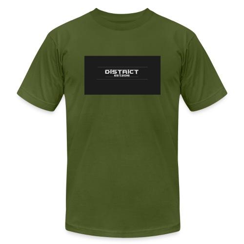 District apparel - Men's  Jersey T-Shirt