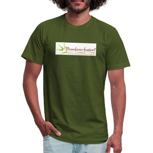 Bamboo-Fusion company - Unisex Jersey T-Shirt by Bella + Canvas