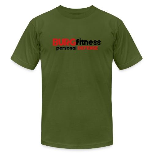 Burg Fitness Personal Defense - Men's  Jersey T-Shirt