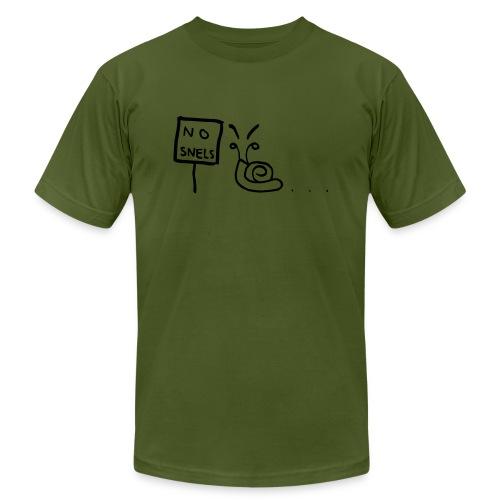 No Snels Original - Men's  Jersey T-Shirt