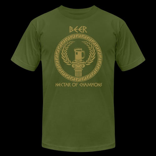 Beer: Nectar of Champions - Men's  Jersey T-Shirt