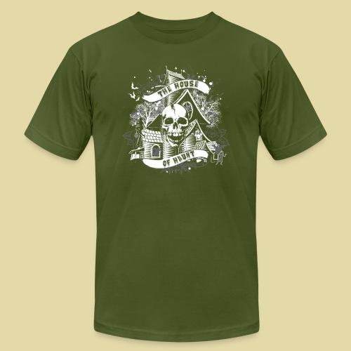 hoh_tshirt_skullhouse - Men's  Jersey T-Shirt