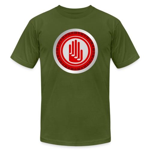 Costas Kletsidis YouTube Channel Logo - Men's  Jersey T-Shirt
