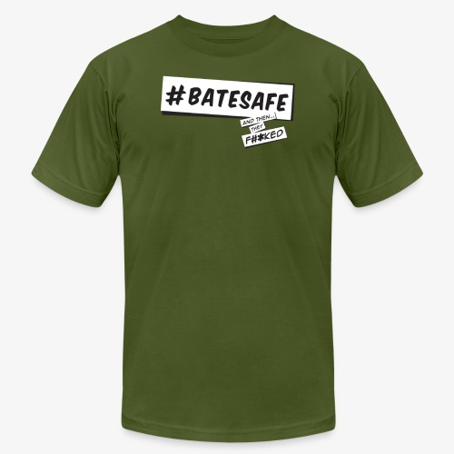 ATTF BATESAFE - Unisex Jersey T-Shirt by Bella + Canvas