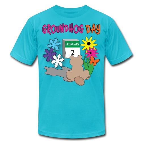 Groundhog Day Dilemma - Unisex Jersey T-Shirt by Bella + Canvas
