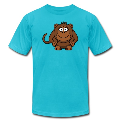 Funny Monkey - Men's Jersey T-Shirt