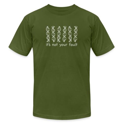 Its Not Your Fault - Men's Jersey T-Shirt