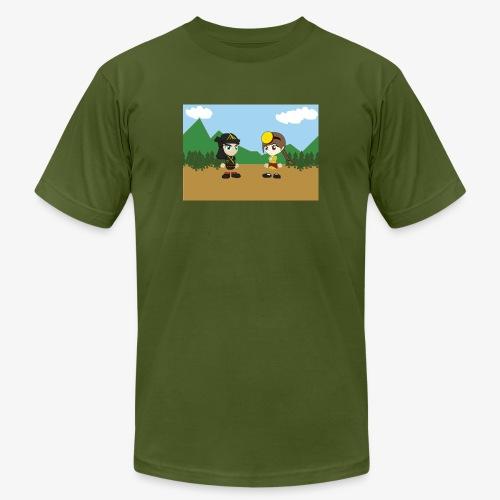 Digital Pontians - Men's Jersey T-Shirt