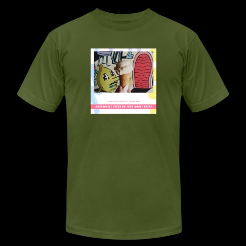 Guaranteed fresh or your money back - Men's  Jersey T-Shirt