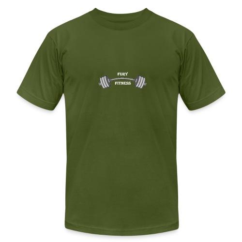 Fury Fitness - Men's  Jersey T-Shirt