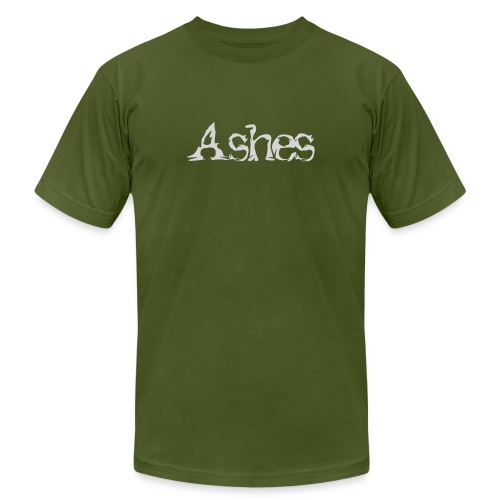 Ashes - Unisex Jersey T-Shirt by Bella + Canvas