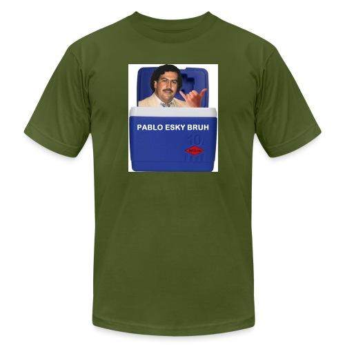 Pablo Esky Bruh - Unisex Jersey T-Shirt by Bella + Canvas