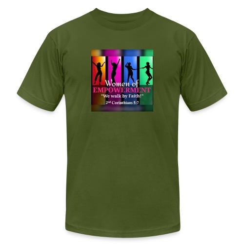 Woman Of Empowerment - Men's  Jersey T-Shirt